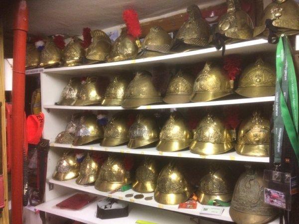 Divers casques