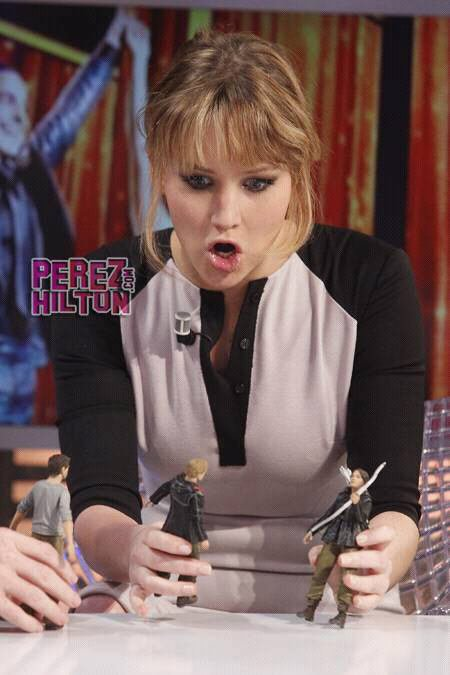 Jennifer qui joue !!