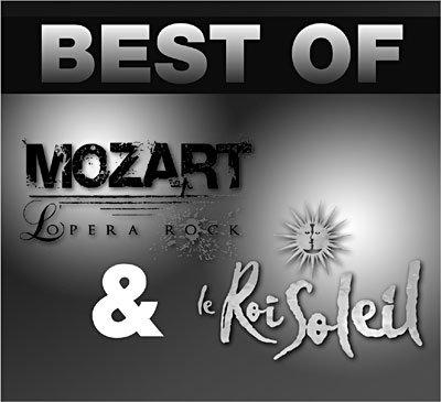 CD Mozart/Roi Soleil