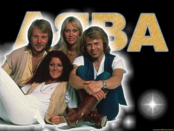 Emission spéciale ABBA