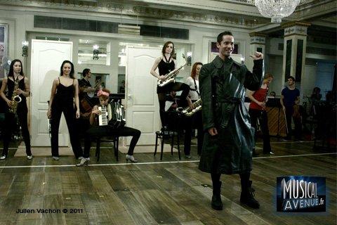 Répétitions Cabaret