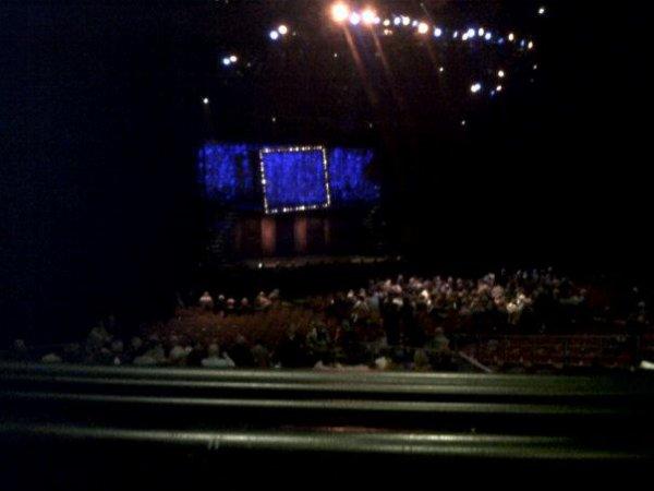 Cabaret le 25 mars 2012