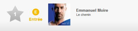 """Classement """"Le chemin"""""""
