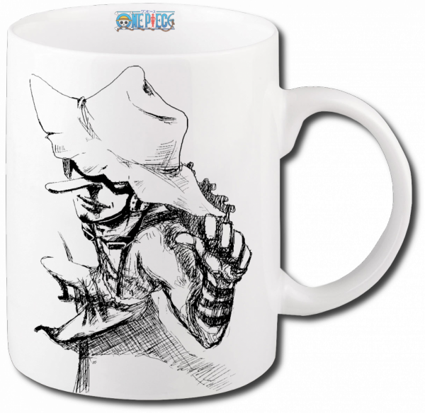 Render mug One Piece Ussop