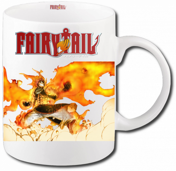Mug Fairy Tail Natsu