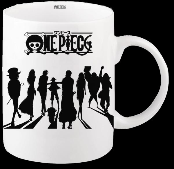 Render mug l'équipage Mugiwara