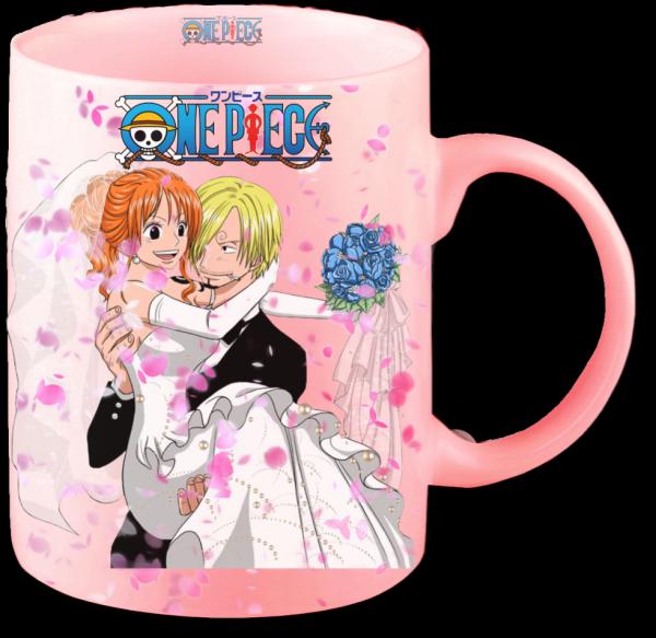 Render mug One Piece Namy et Sanji