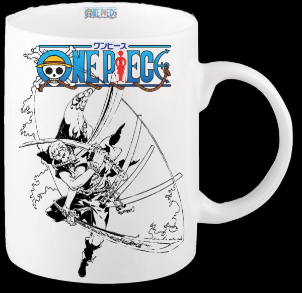 Render mug One Piece Roronoa Zoro 2