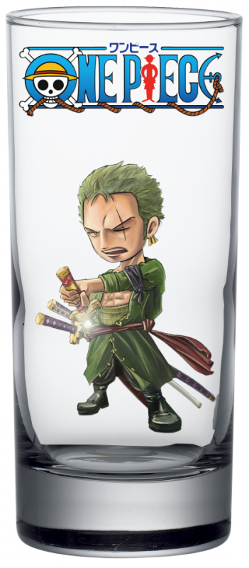 Render Verre One Piece Roronoa Zoro
