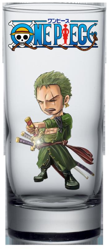 Render Verre One Piece Roronoa Zoro