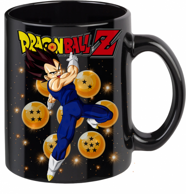 Render Mug Dragon Ball Z Végeta