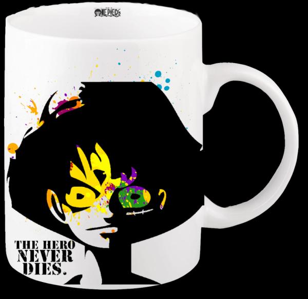 Render mug One Piece Luffy 5