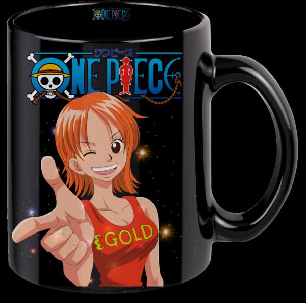 Render mug One Piece Nami