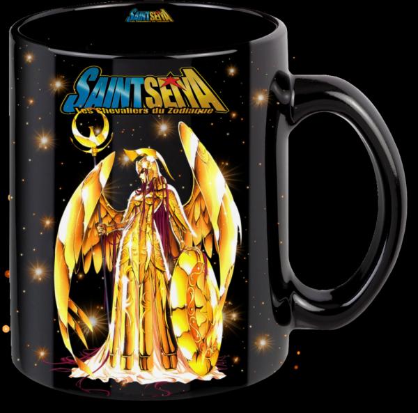 Render mug Saint Seiya Athena en armure