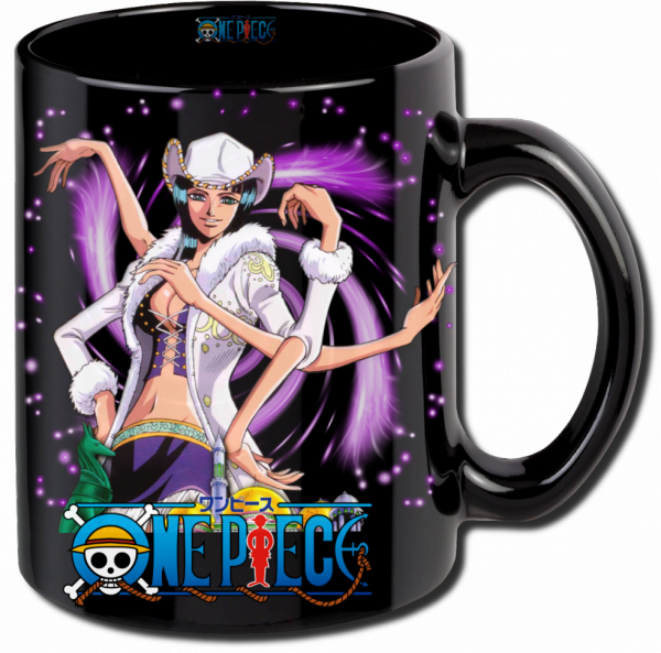 Renders mug One Piece Nico Robin