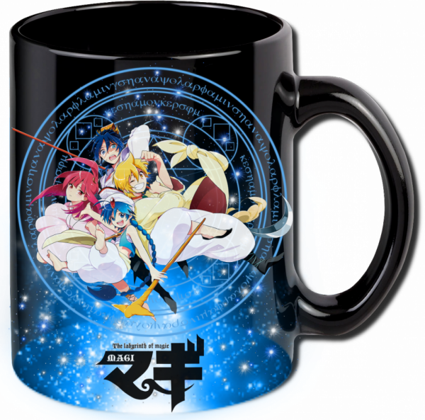 Render mug Mug Magi The Labyrinth of magie