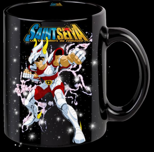 Render mug Saint Seiya-Seiya chevalier de bronze Pegase