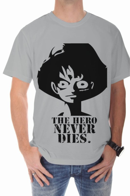 Tee shirt One Piece Luffy THND