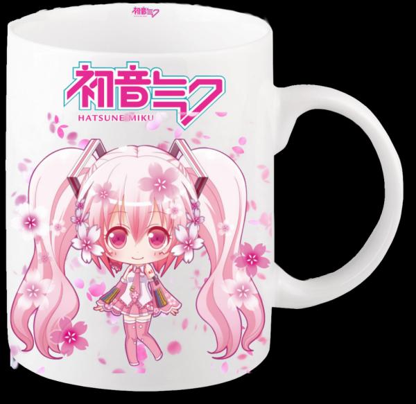 Render mug Vocaloid Hatsumé Miku