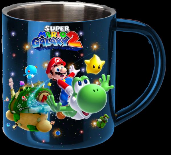 Render mug Mario Galaxy 2