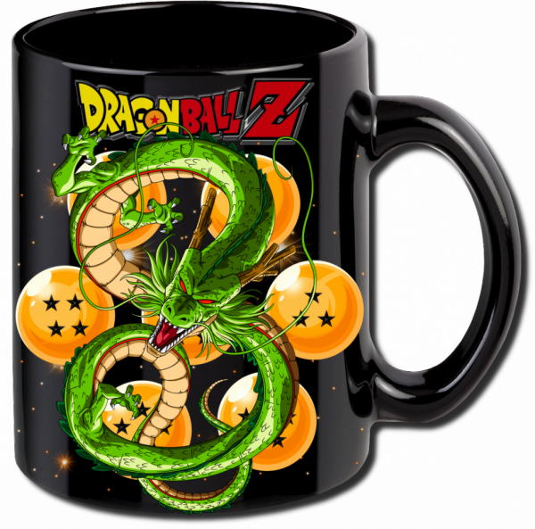Render mug Dragon Ball Z Shenron