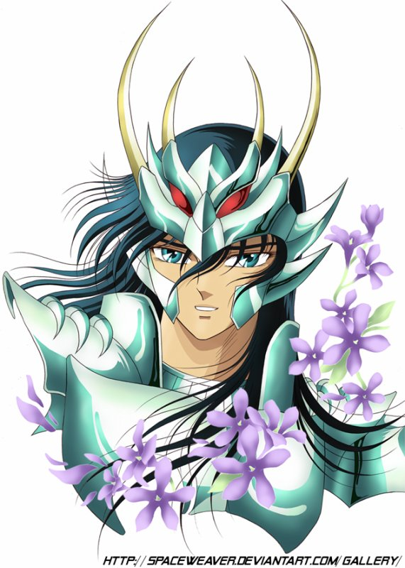 Image Saint Seiya by spaceweaver