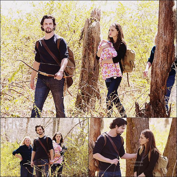 """.• • Découvrez les stills de l'épisode 2x21 de The Originals qui s'intitule """"Fire With Fire"""""""