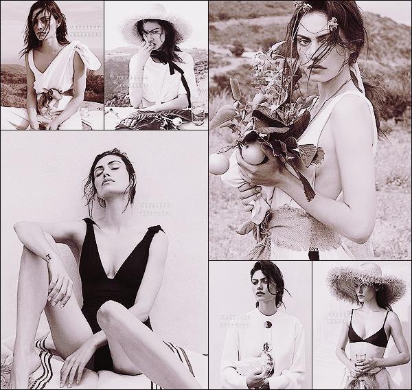 UNCONDITIONAL MAGAZINE :   → Découvrez le tout dernier photoshoot de Phoebe Tonkin ! Unconditional mets en scène la jolie Phoebe pour son numéro estival avec un photoshoot frais et champêtre. Phoebe est superbe !