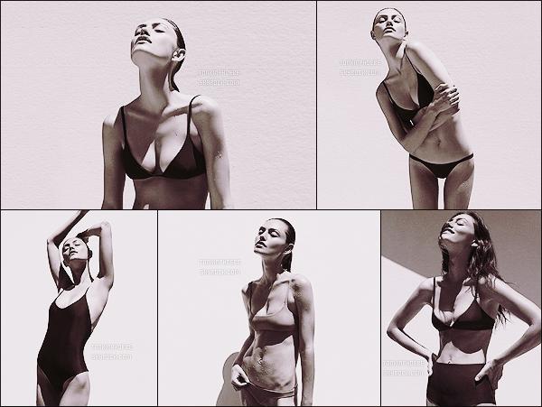 """""""MATTE SWIM"""" :  → Découvrez la jolie Phoebe posant pour la nouvelle collection de Matte Swim Phoebe Tonkin ose les bikinis pour cette marque de maillots de bain, sous l'oeil professionnel de la photographe Alexandra Nataf !"""
