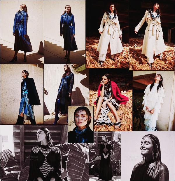 • • Découvrez/redécouvrez le shoot pour le magazine Flaunt pour le mois de Décembre 2015 ! La belle enchaine les photoshoots ! Retrouvez aussi un film promotionnel mettant en scène Phoebe lors du tournage du shooting !