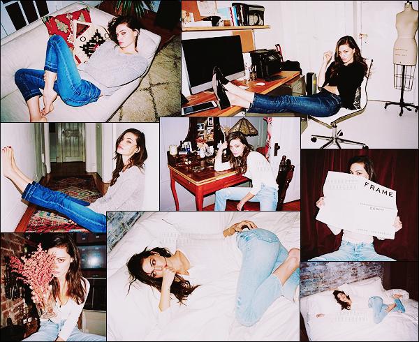 GIRLS IN FRAME  : → Découvrez un nouveau photoshoot pour la marque de prêt-à-porter De nouvelles photos de Phoebe Tonkin posant pour la marque Frame ont fait leur apparition, que pensez-vous de ces clichés ?