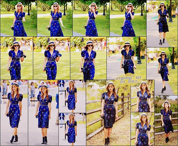 • Apparition publique  - 04/06/2016 : Phoebe  s'est rendu au « The Ninth Annual Veuve Clicquot Polo Classic » Phoebe Tonkin était au Liberty State Park dans le New Jersey. Elle était vraiment resplendissante dans cette tenue ! Je lui accorde un top