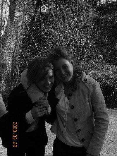 L'amitié, il n'y a rien de plus sacré ;)