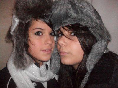 Journée avec Carina :))