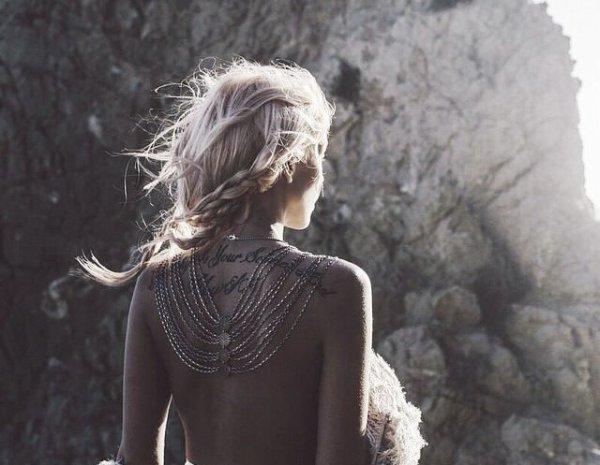 Deathless Beauty ~ Harleen Hasfield