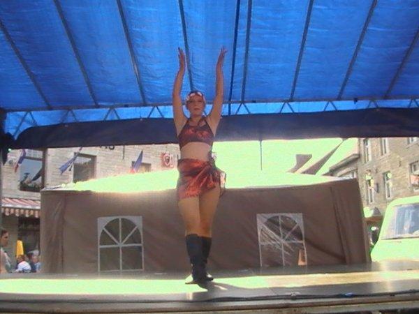 The Dance 4 you  leur dernier spectacle saison 2017