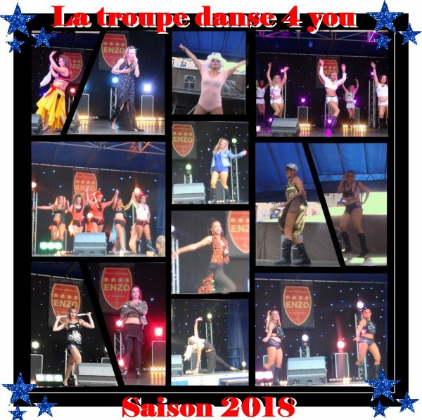 The Dance 4 you spectacle saison 2018