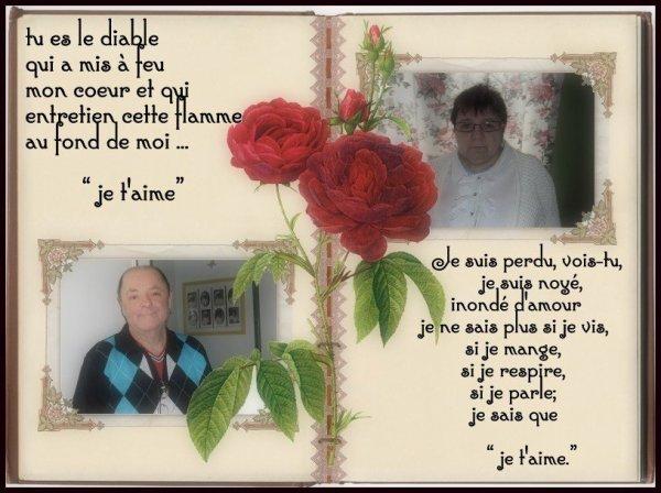 mercie beaucoups mon amie pour ce jolie cadeaux avec ce poème je te souhaite une bonne soirée