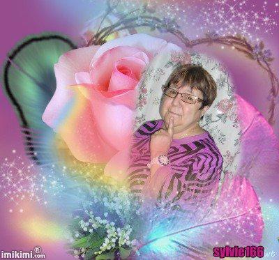 bonsoir je passe te souhaitée une très bonne soirée et je suis très heureuse pour mon cadeau il est très beau mercie mon amie sylvie166