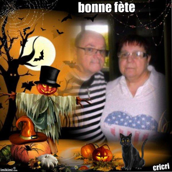 bonsoir mon amie christineditcricri62100 un grand mercie pour ce magnifique cadeau d'Halloween je vous souhaitent une très bonne soirée moi ce soir je repasse je vous fais tout plein de gros bisous