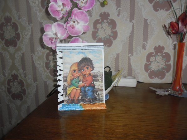 bonjour mon amie ROSELYNE j'ai reçue t'as jolie carte ce mercredi 2 mars j'ai était très émue c'est vrai que tu est douée pour faire ces jolies cartes et autres objets mercie pour tout