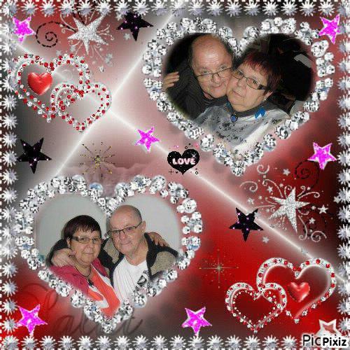 bonsoir mon amie sylvie166 un grand mercie pour ce magnifique cadeau de pàques et j ai ètè très heureuse de tout mon coeur et je te souhaite un bon week-end de pàques et moi aussi j ai fait un cadeau pour toi et je te fais tout plein de gros bisous du coeur ton amie gisèle car l amitiè c est très sacrè pour moi dans mon coeur