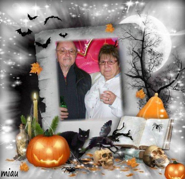 bonsoir mon amie miau88300 pour ce jolie montage d'halloween qui est très jolie je te souhaite une très bonne fin de soirée je t'envoie tout plein de gros bisous