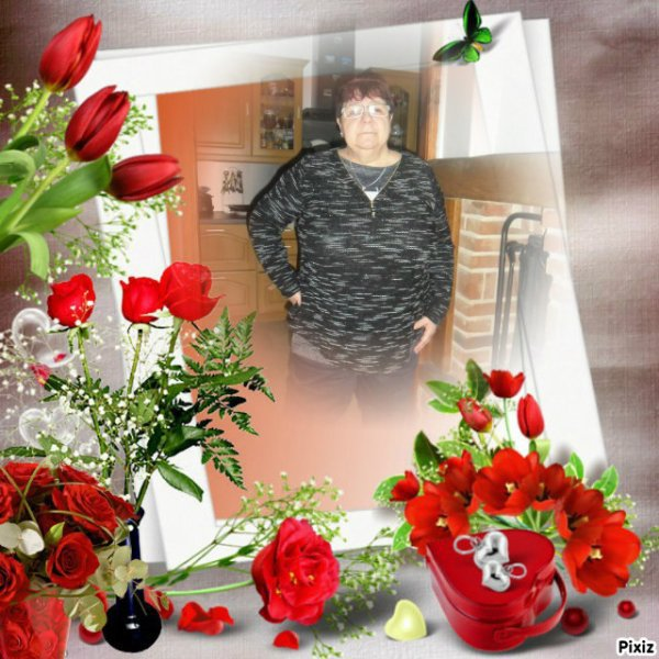 bonsoir mon amie CAPUCINE55500 mercie beaucoup pour cadeau il est vraiment trop beau je te souhaite une très bonne soirée et je t'envoie tout plein de gros bisous
