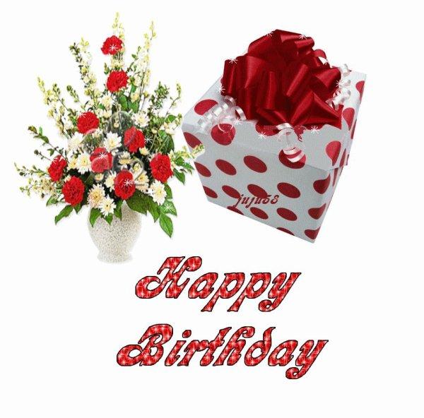 bonsoir mon amie sylvie166 je suis très heureuse pour ce sublime cadeaux d'anniversaire car il est très magnifique et oui je l'aime beaucoup je te souhaite un très bon week-end en famille je te fait tout plein de gros bisous du coeur
