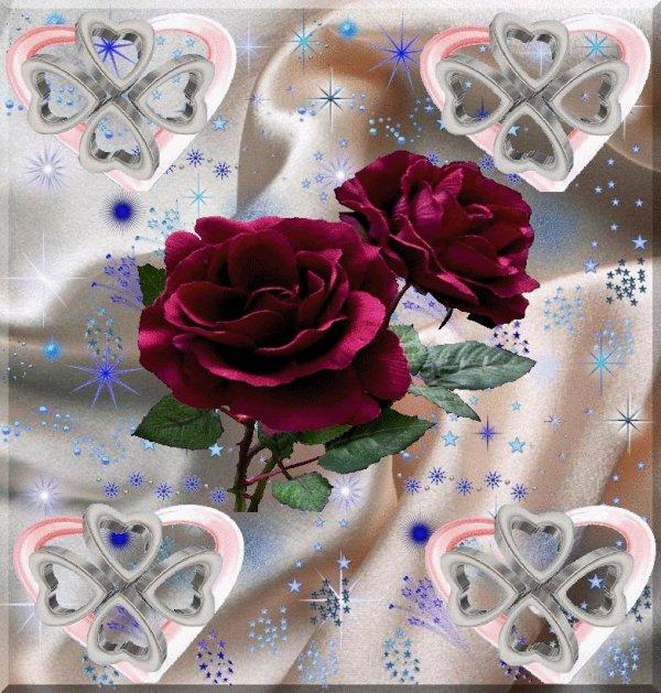 bonsoir a vous tous je vous souhaitent une très belles soirées ainsi qu'une bonne et douce nuit je vous mets un magnifique cadeaux a vous tous en espérant qu'ils vous feras plaisir je vous fais tout plein de gros bisous