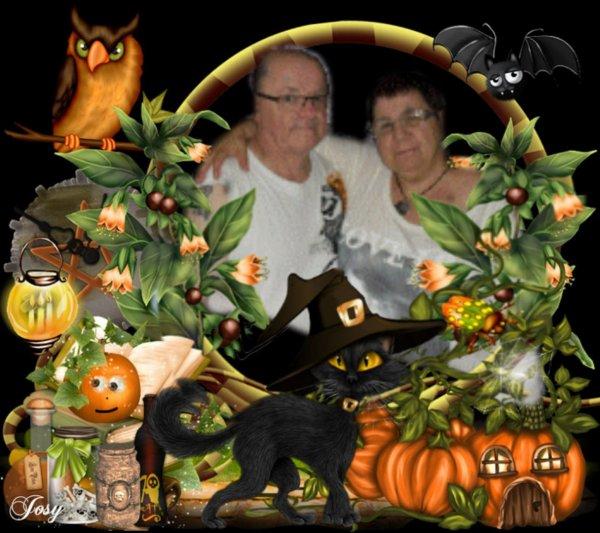 bonsoir mon amie josy41 mercie pour ce magnifique montage d'halloween il est trop beau je te souhaite une bonne et douce nuit j'espère que tu vas bien moi je t'envoie des gros bisous