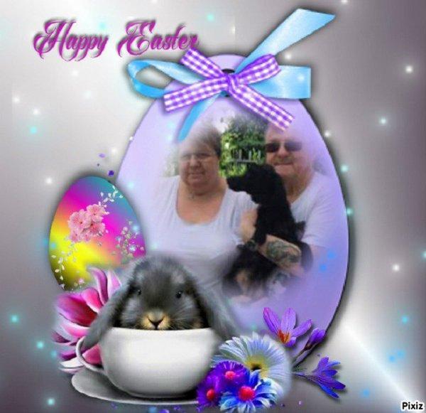 bonjour mon amie petitemamiedu13 mercie beaucoup pour ce magnifique de paques moi aussi je t'es fait un cadeau de paques je te souhaite une belle après-midi et je te fait tout plein de gros bisous