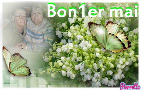 bonsoir mon amie MIAU88300 mercie pour ton magnifique cadeau du 1er Mai j'espère que tu vas bien je te souhaite une bonne fin de soirée ainsi qu'une douce nuit je t'envoie tout plein de gros bisous du coeur