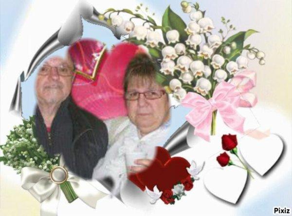 bonsoir mon amie petitemamiedu13 pour ce magnifique cadeau du 1er Mai j'espère que la santé sa vas nous sa vas je te souhaite une bonne et douce nuit je t'envoie tout plein de gros bisous du coeur